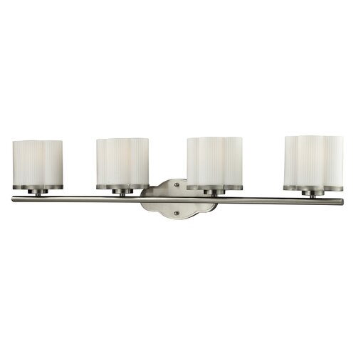 Nulco Lighting Harbridge 4 Light Bath Vanity Light