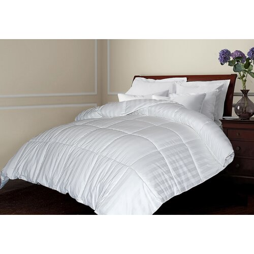 500 Thread Count Siberian White Down All Season Comforter