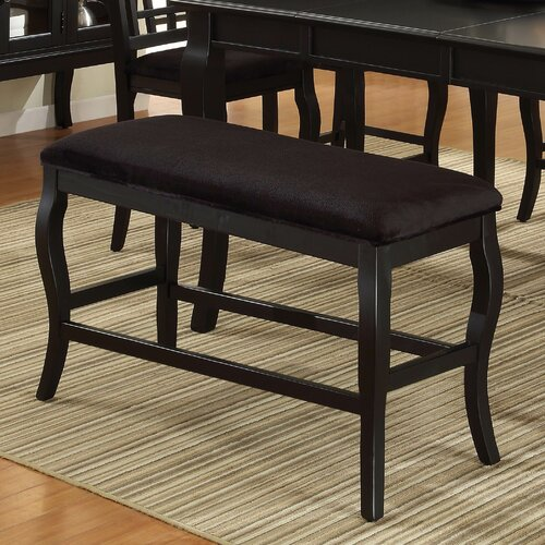 Counter Height Upholstered Bench : Burgos Upholstered Kitchen Bench