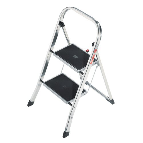 Hailo LLC 2-Step Step Ladder