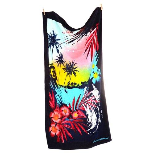 Tommy Bahama Bedding Rainbow Surf Beach Towel
