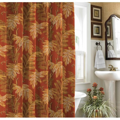 Cay Cotton Shower Curtain
