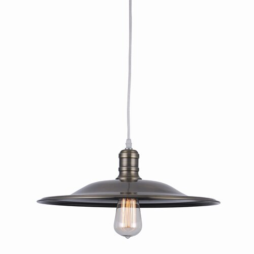 Astor Court 1 Light Pendant