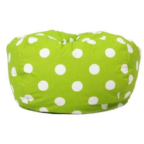 Comfort Research Polka Dot Bean Bag Chair I