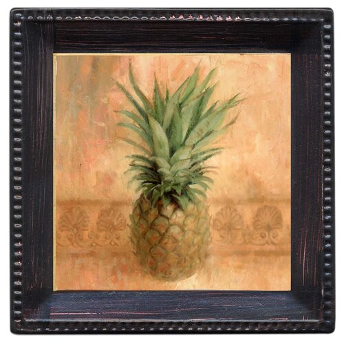 Pineapple Coaster Ambiance Set (Set of 4)