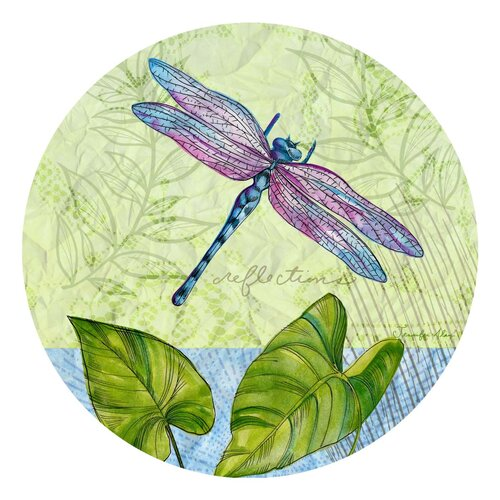 Reflections Occasions Coaster (Set of 4)