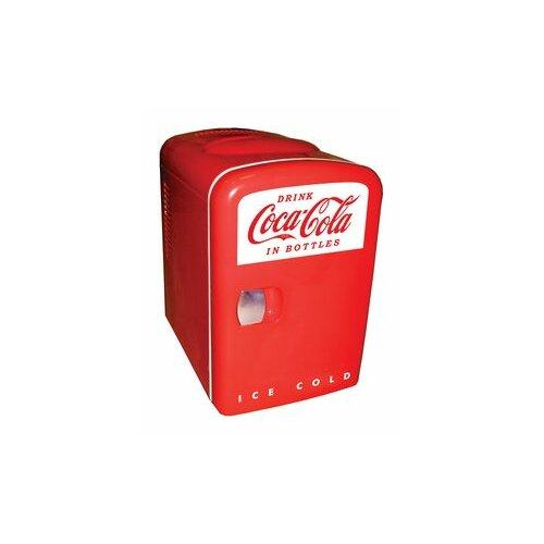 Koolatron Coca Cola Compact Refrigerator