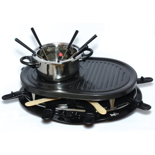 Koolatron Total Chef Raclette Party Grill