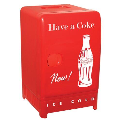Coca Cola Retro Compact Refrigerator