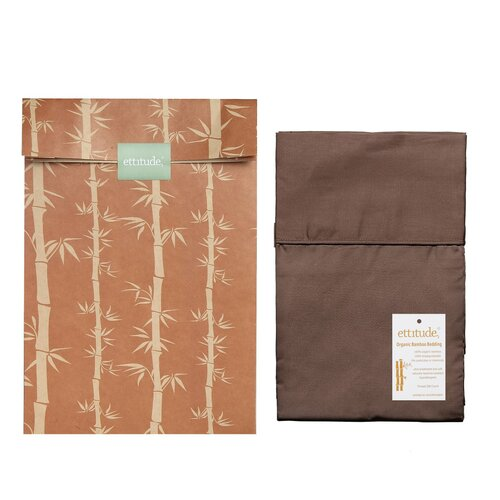 Bondi Organic Pure Bamboo Pillow Case (Set of 2)