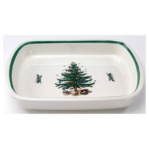 Christmas Lasagna Dish