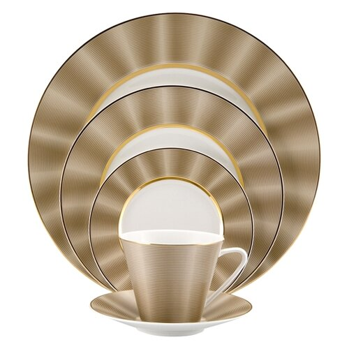 Silk 5 Piece Place Setting