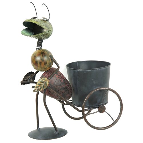 River Cottage Gardens Ant Pulling Plant Stand