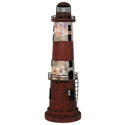 Lighthouse Table Art Sculpture