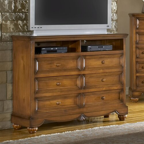 Wildon Home ® Lumberland Media Chest