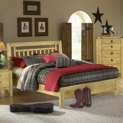 Tahoe King Platform Bed