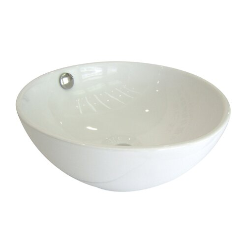 Le Country Vessel Bathroom Sink
