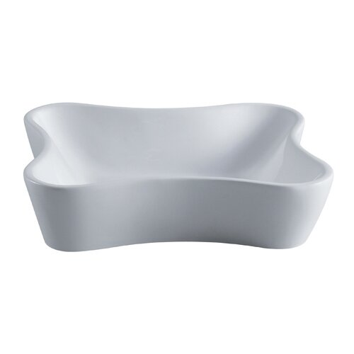Nuevo China Vessel Bathroom Sink