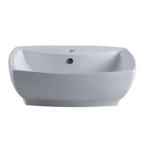 Marquis China Vessel Bathroom Sink