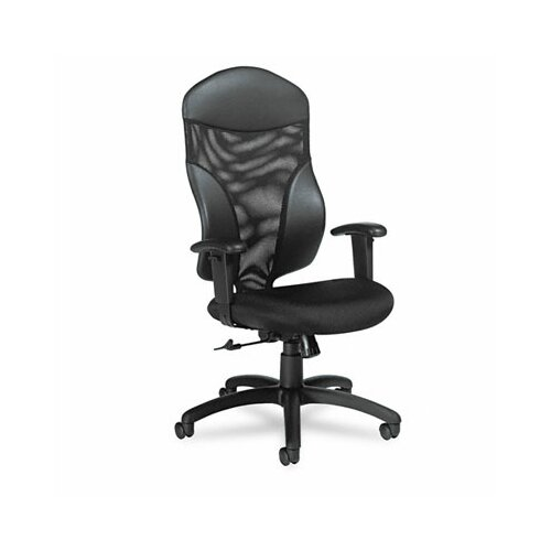 Global Total Office Tye Mesh Management Series High-Back Swivel / Tilt Chair