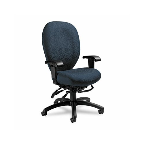 Global Total Office Mallorca Series High-Back Multi-Tilt Chair