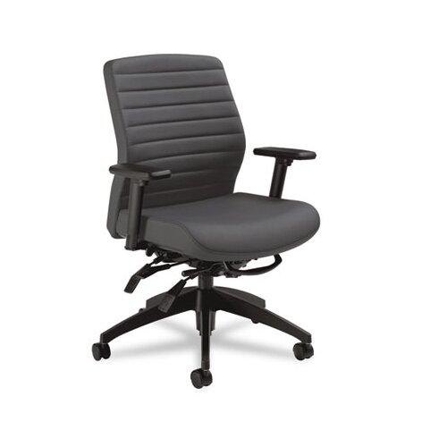 Global Total Office Aspen Series Mid-Back Multi-Tilt Chair