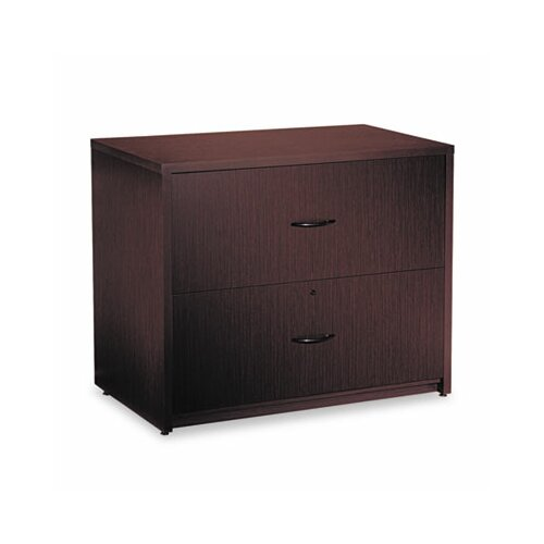 Global Total Office Genoa 2-Drawer  File