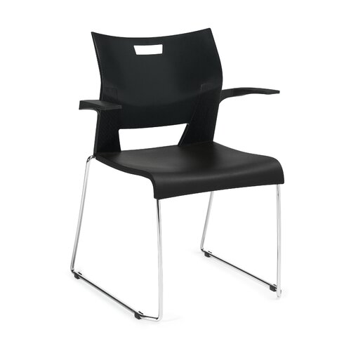 Global Total Office Duet Guest Arm Chair