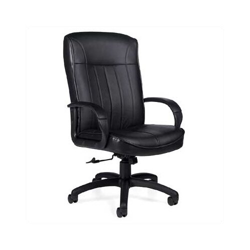 Global Total Office Frisco High-Back Pneumatic Office Chair