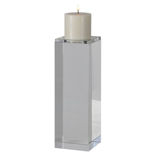 Ren-Wil Coriano Crystal Candlestick