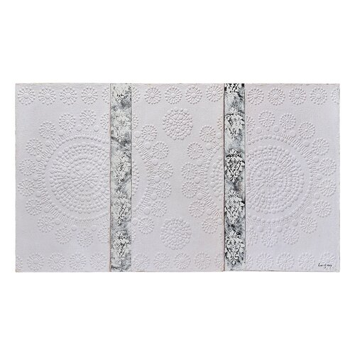 Delicate Lace by Loocy May Painting Print on Canvas