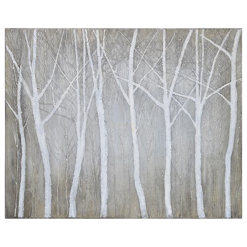 Natural Nature by Patrick St. Germain Painting Print on Canvas