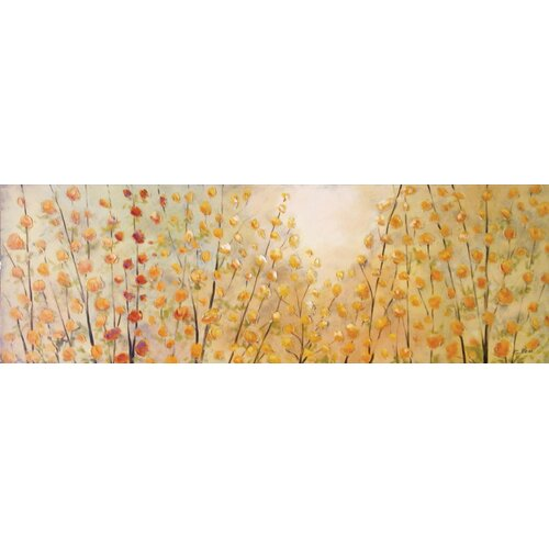 Sundrenched by C. Viens Original Painting on Canvas