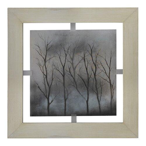 Stormy Nights by Elias Munoz Framed Original Painting
