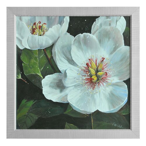 Precious Petals by Mia Archer Framed Painting Print