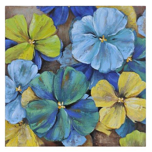 Seasons by Olivia Salazar Original Painting on Canvas