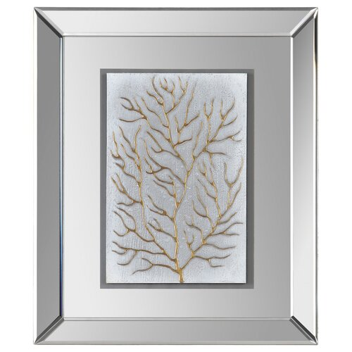 Branching Out II Framed Graphic Art