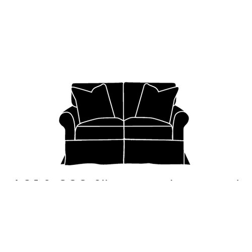 Rowe Furniture Nantucket Loveseat