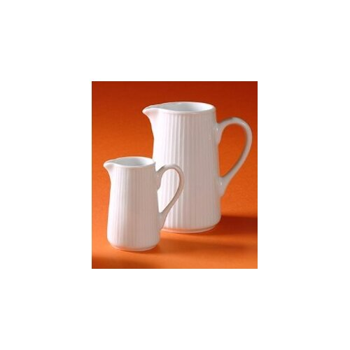 Pillivuyt Plisse 4 oz. Small Jug