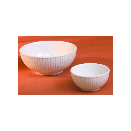 "Pillivuyt Plisse 6"" Salad Bowl"