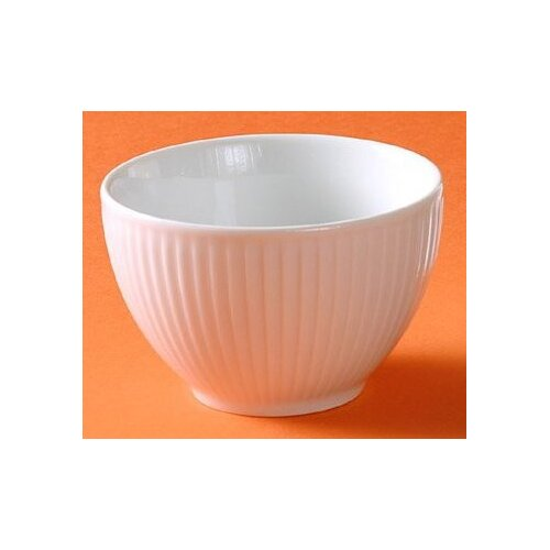 Pillivuyt Plisse 6 oz. Sugar Bowl