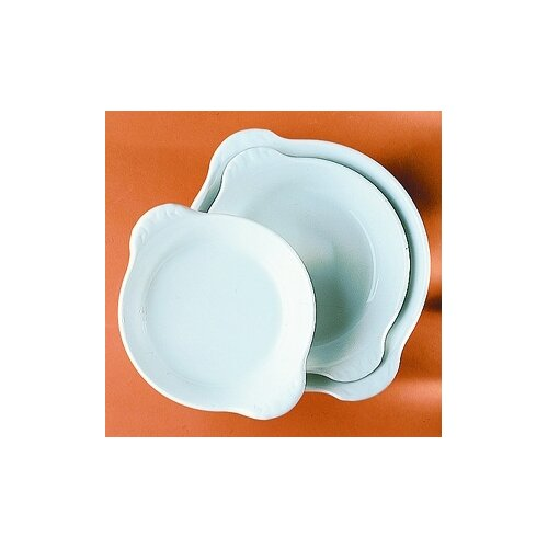 Pillivuyt Eared Round Dish