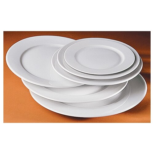 "Pillivuyt Sancerre 6"" Plate"