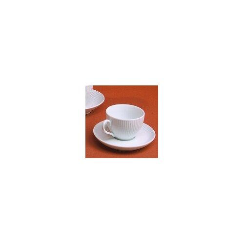 Pillivuyt Plisse Saucer for Breakfast Cup