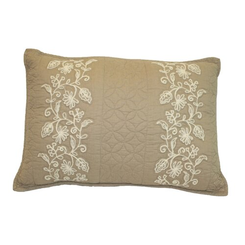 Nostalgia Home Fashions Grace Pillow