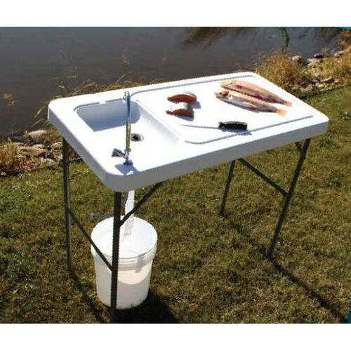 Outdoor Laundry Sink : Stonegate Designs Furniture Outdoor Sink Table & Reviews Wayfair