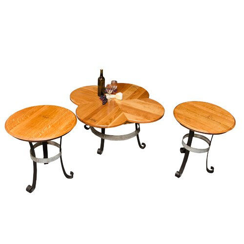 Iron Base Table Set