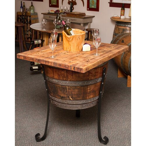 Old World Wine Cellar Tabletop Island Wine Rack