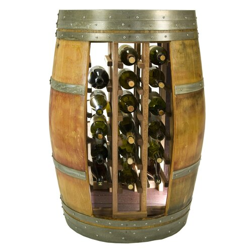 28 Bottle Wine Rack