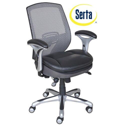 Blissfully High Back Task Office Chair Wayfair